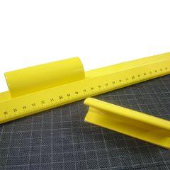 Antirutsch-Schneidelineal 150 cm