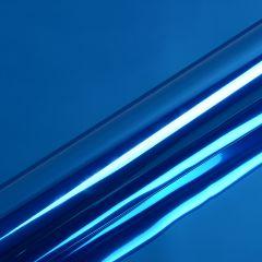 SKINTAC HX30SCH05S Super Chrome Blau Satiniert